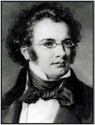 شوبرت موسیقیدان بزرگ اتریشی