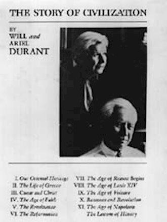 درگذشت ویل دورانت تاریخ نویس مشهور آمریکایی