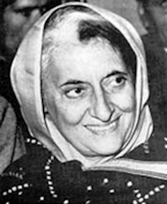 ترور ایندیرا گاندی، نخستوزیر هند