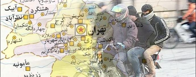 جنايت اسيدپاشي در تهران
