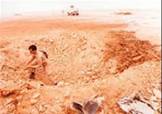 پرتاب سه موشک اسکادB توسط رژیم آخوندی بهقرارگاه اشرف