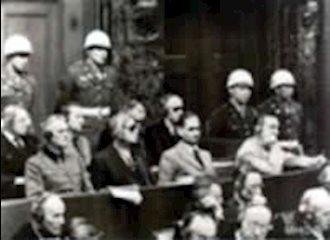 محاکمه سران حزب نازیست آلمان