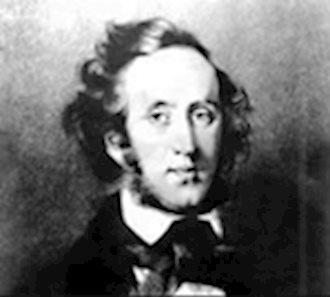 درگذشت مندلسون، آهنگساز آلمانی