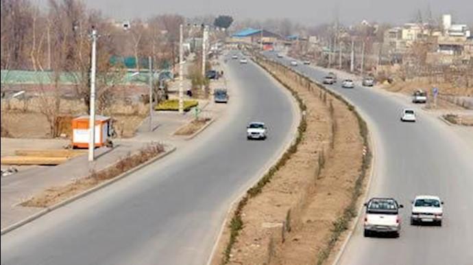 خیابان آتشگاه اصفهان