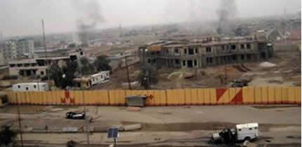 Iraq - shelling of Fallujah residential areas by Maliki's forces [File Photo]