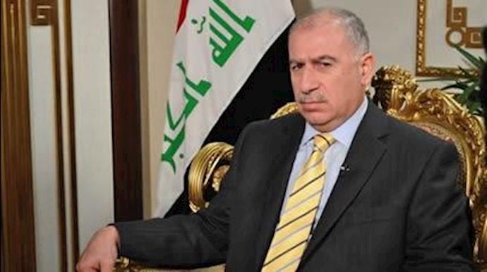 اسامه نجیفی رئیس پارلمان عراق
