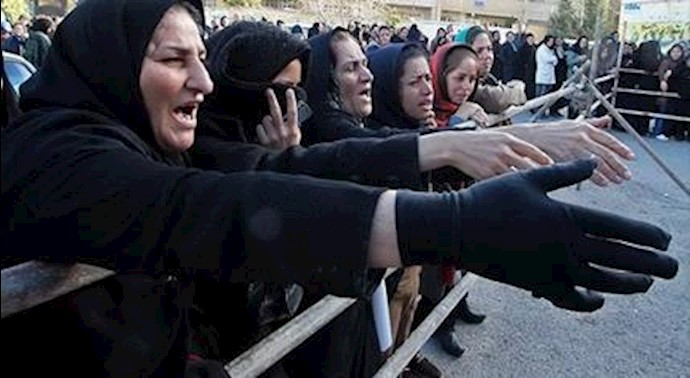 اعتراض در صف سبد کالا-آرشیو