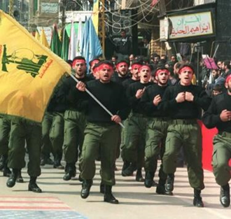 نیروهای حزبالله لبنان