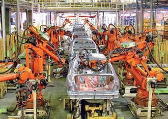 کارخانه خودروسازی
