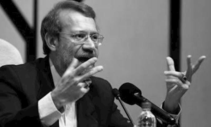 علی لاریجانی رئیس مجلس ارتجاع