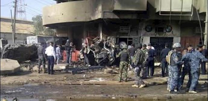 انفجار در عراق - آرشیو