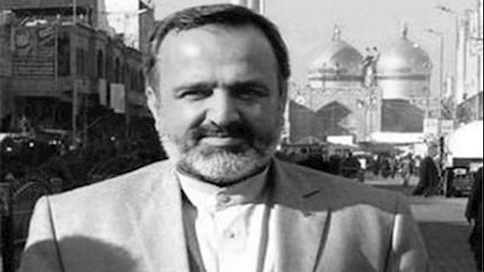علیرضا رشیدیان مهره بدنام اطلاعاتی، استاندار رژیم در خراسان رضوی