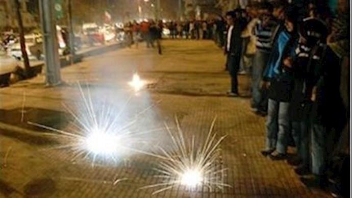 تهران انتهای نواب شب