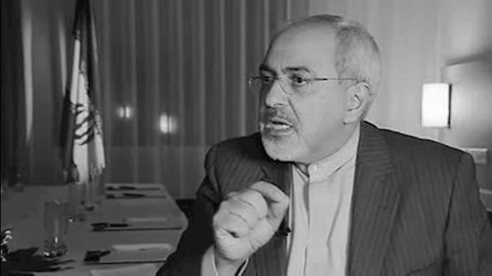 محمدجواد ظریف وزیر خارجه رژیم