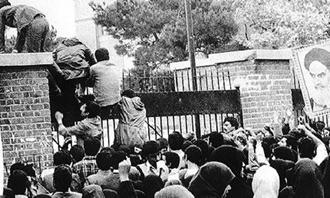 اشغال سفارت آمریکا در تهران