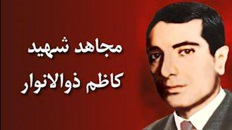 مجاهد شهید کاظم ذوالانوار