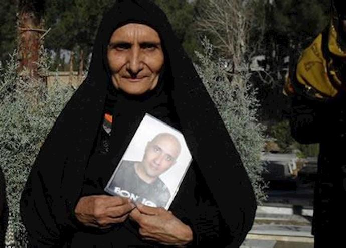 مادر شهید ستار بهشتی