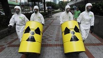 تهدید زباله های اتمی