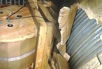 یک محموله قاچاق تجهیزات هسته یی به مقصد ایران- آرشیو
