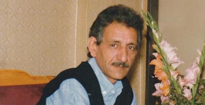 پدر مجاهد علی حیدرزاده