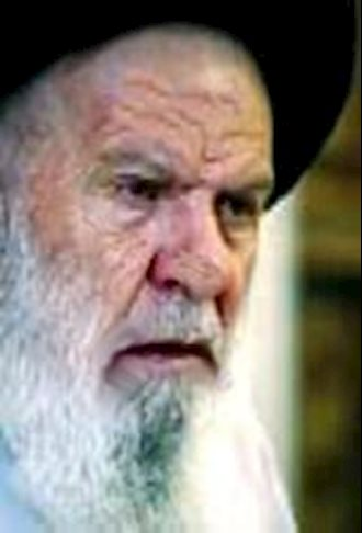 آخوند جنایتکار موسوی اردبیلی