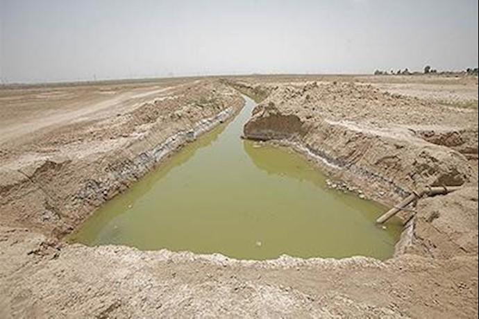 معضل کمبود آب
