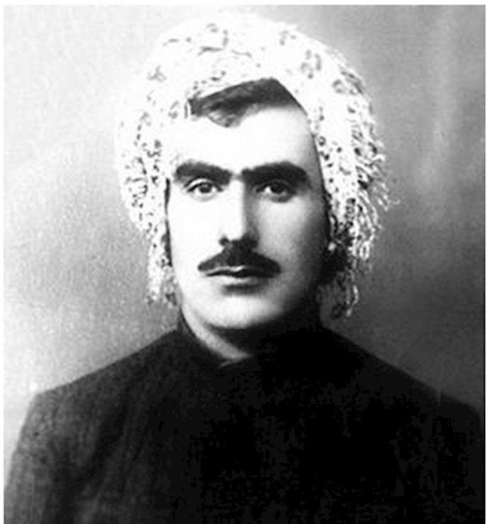 هژار شاعر وادیب کردستان ایران