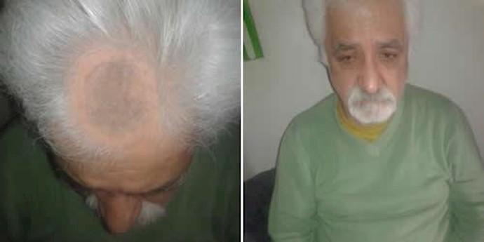 زندانی سیاسی ماشاءالله حائری
