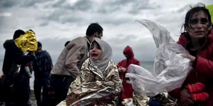 مهاجرین بی پناه