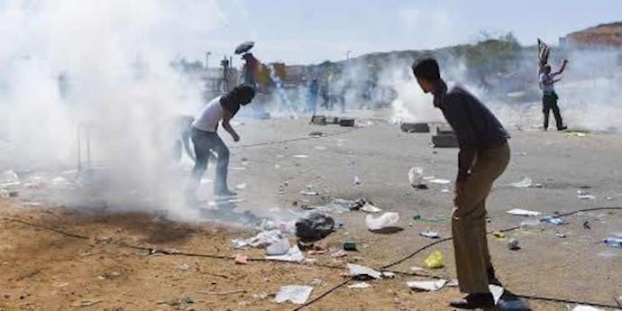 درگیریهای فلسطین