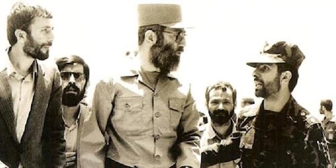خامنه ای خود یکی از کسانی بود که تنور جنگ را شعله ور نگه میداشت جنگی که ایران را ویران کرد