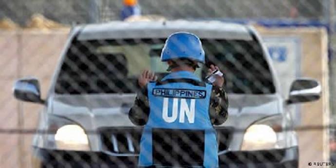 نیروهای سازمان ملل در سوریه