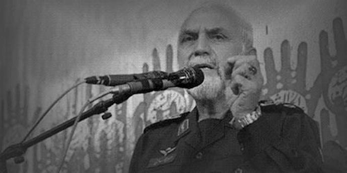 پاسدار حسین همدانی