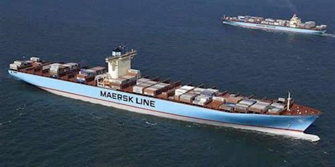 شرکت حمل و نقل در خلیج فارس