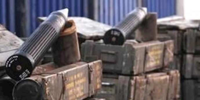 قاچاق تسلیحات نظامی به یمن توسط رژیم آخوندی - آرشیو