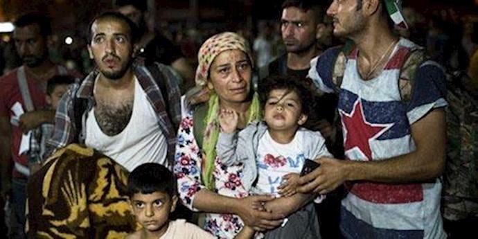 پناهجویان - آرشیو