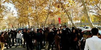 تجمع اعتراضی مالباختگان مؤسسه در مشهد - آرشيو