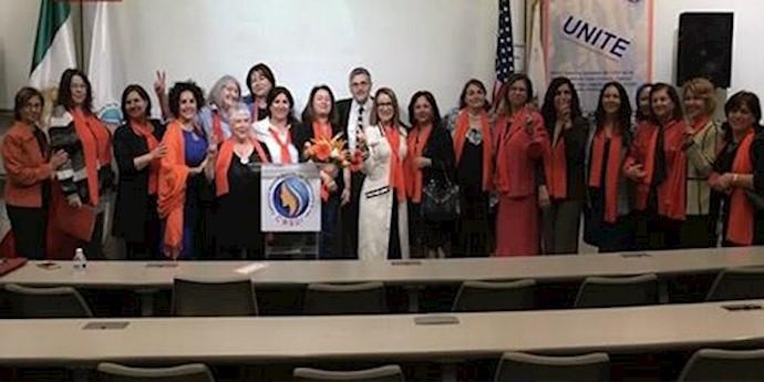 کنفرانس در دانشگاه فولرتون اورنج کانتی – کالیفرنیا