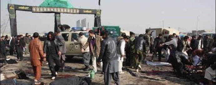 انفجار در کابل - آرشیو