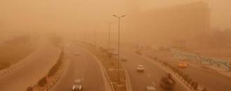 ریز گرد در خوزستان