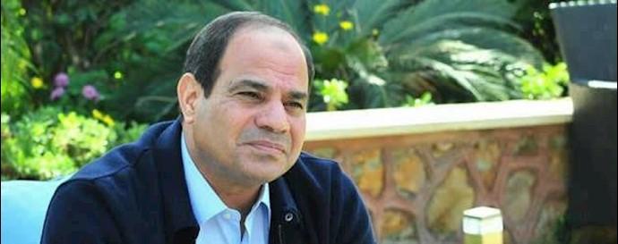 رئیسجمهور مصر عبدالفتاح السیسی