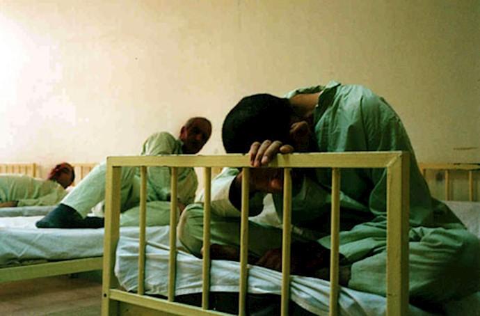 بیمارستان روانی امین آباد