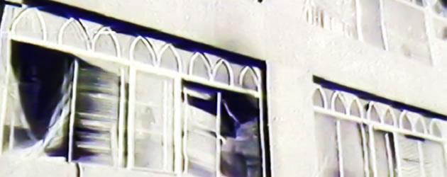 ساختمان محل استقرار اشرف و موسی در خیابان زعفرانیه