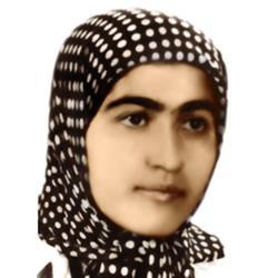 مجاهد شهید تهمینه رحیم نژاد