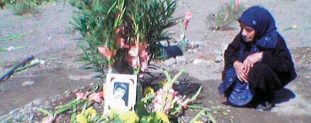 مزار شهیدان قتل عام شده سال 67