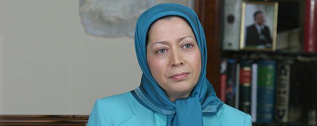 Iranian Resistance President Elect, Maryam Rajavi