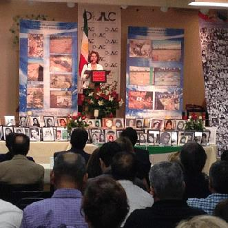 Iranian-Americans in LA remember victims of the 1988 massacre of political prisoners in Iran
