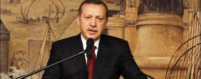 رجب طیب اردوغان رئیسجمهور ترکیه