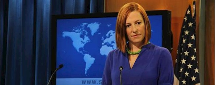 جن ساکی سخنگوی وزارتخارجه آمریکا