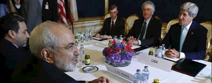 مذاکرات تیم مذاکره کننده رژیم ایران در سوئیس